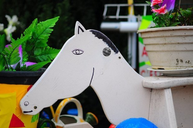 picasso horse