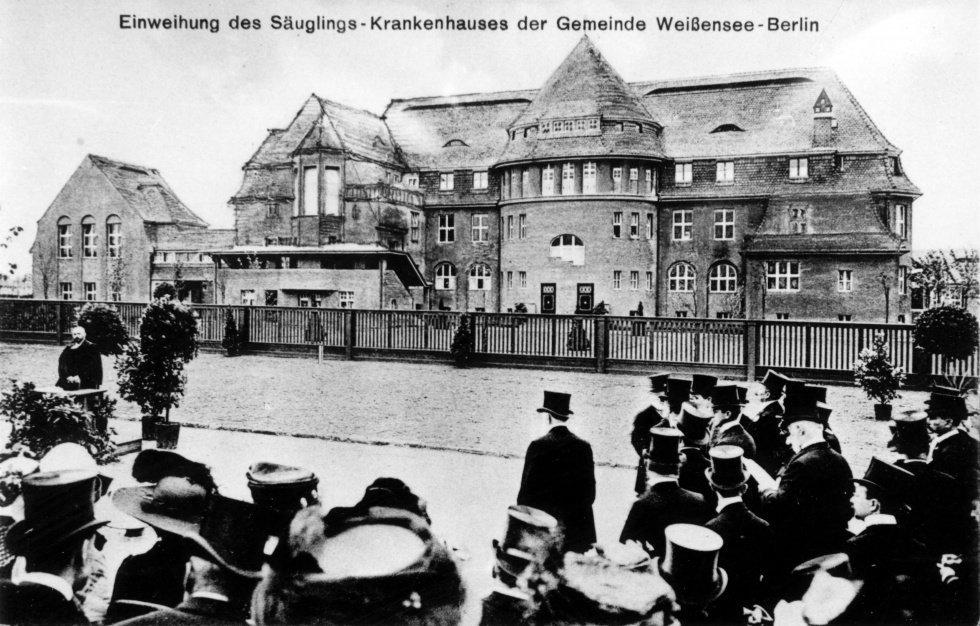 Säueglings Krankenhaus - Museumsverbund Pankow