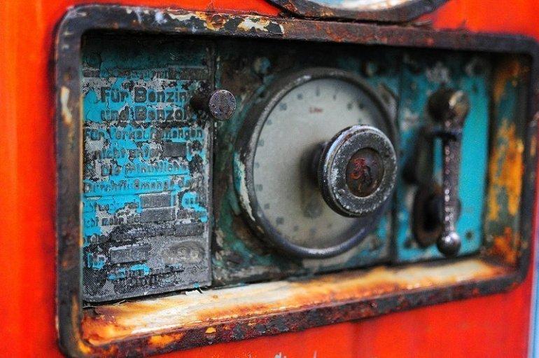 1920s gas pump instructions