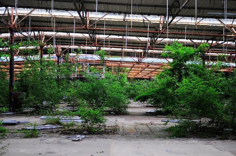 berlin industrial jungle koepenick