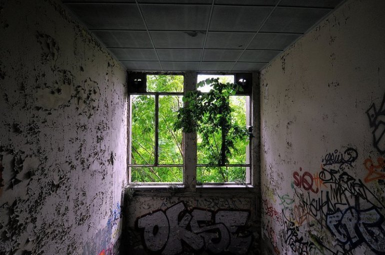 koepenick abandoned room