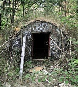 munitionsdepot oranienburg small bunker