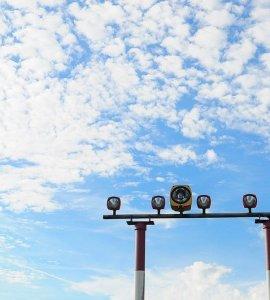 runway lichter flughafen berlin tegel