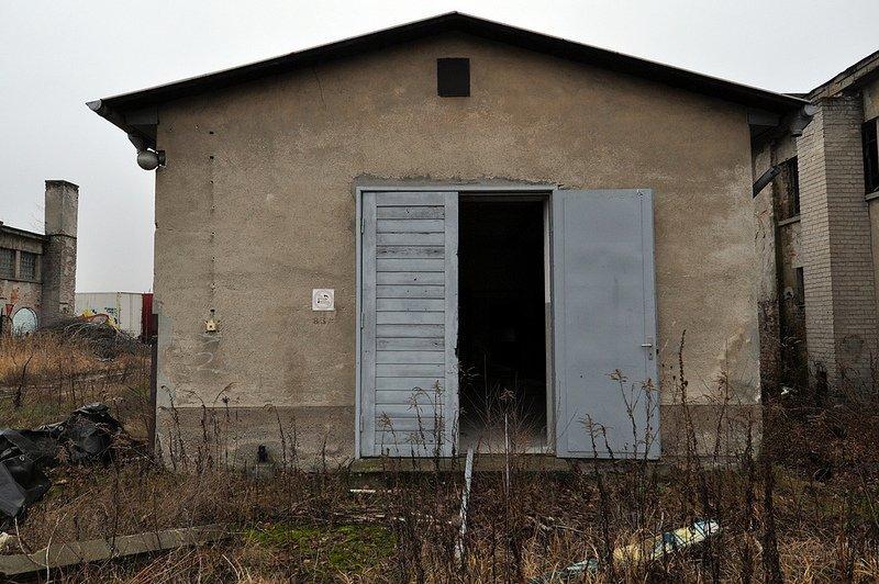 verlassenes gebaeude karlshorst