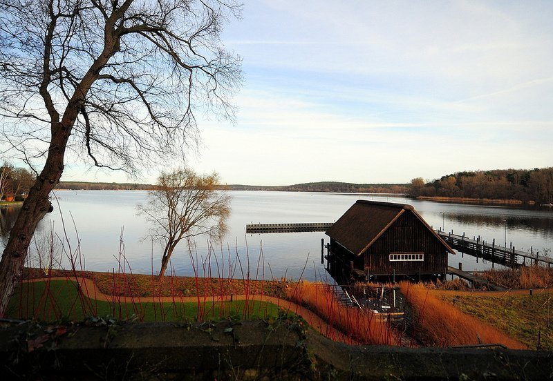 view over the havel river