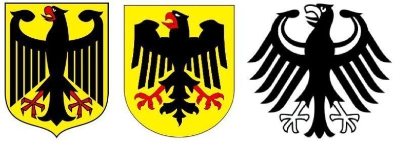 The Nazi Eagles Of Berlin Digital Cosmonaut
