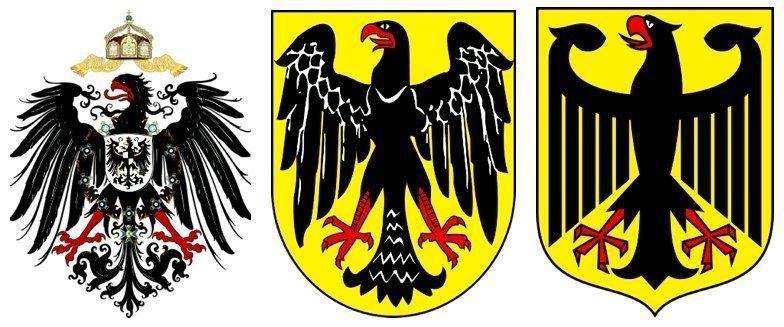 deutscher reichsadler 1888 -1935