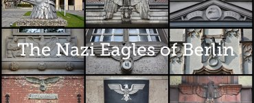 nazi eagles of berlin banner