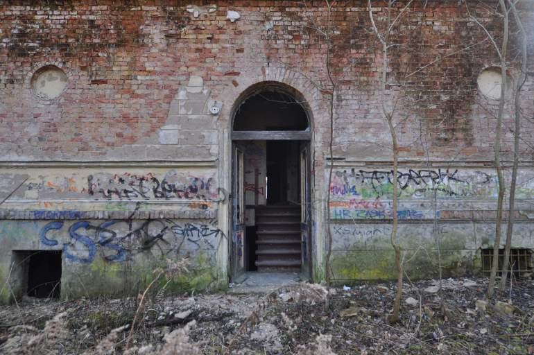 abandoned villa germany doorway germany lost places urbex
