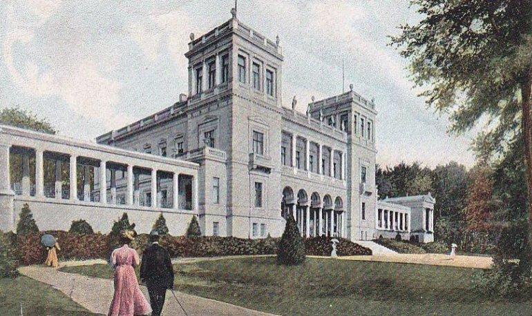 german castle 19th century