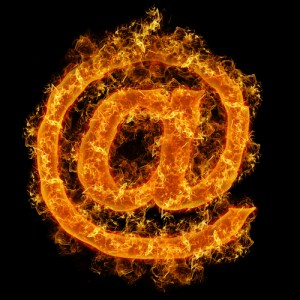Burn out your mail