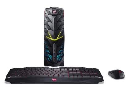 Acer erweitert Predator-Line-up um VR-fähigen Gamer-Desktop G1 und neue Curved-Display-Serie Z1
