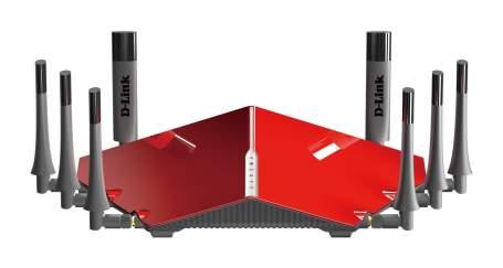 Neue Wave 2 Ultra Cloud Router von D-Link verfügbar