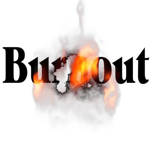 Afbeeldingsresultaat voor burn-out