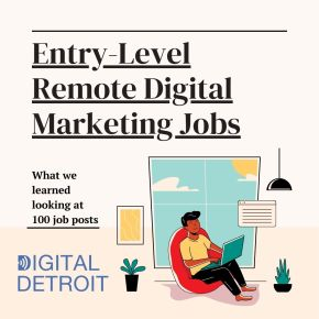 Remote digital marketing jobs are changing as work-from-home is becoming the new normal. Here's what we found looking at 100 posts.