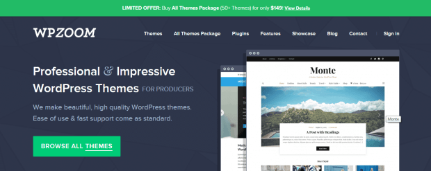 WPZOOM WORDPRESS THEMES REJI STEPHENSON