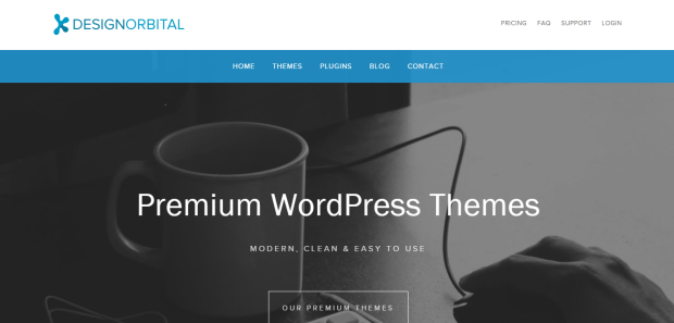 DESIGNORBITAL WORDPRESS THEME SHOP REJI STEPHENSON
