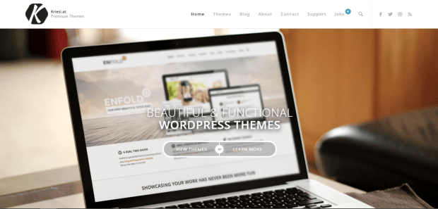 KRIESEI.AT WORDPRESS THEMES REJI STEPHENSON