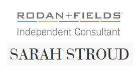 Rodan + Fields Sarah Stroud