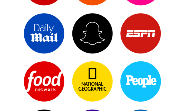 "Snapchat ""Discover"" Overview"