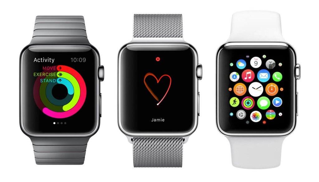 Apple Watch Lineup