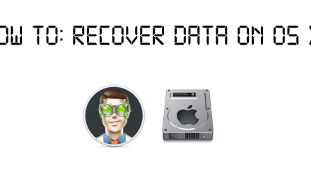 How To: Recover Data on OS X