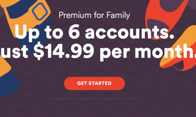 Spotify Upgrades Family Plan (6 Users for $15)