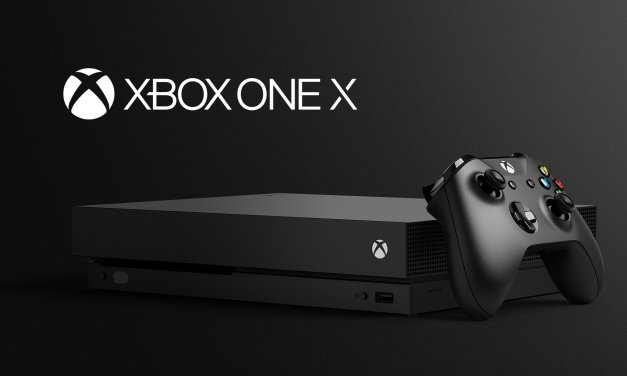 Xbox One X Announced at $500