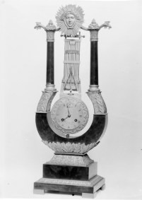 A Delaunoy clock in the Metropolitan Museum Of Art's collection. Image courtesy of the MET.