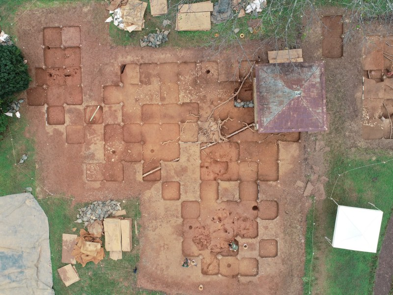 Final Results: Archaeological Excavations at the Grove