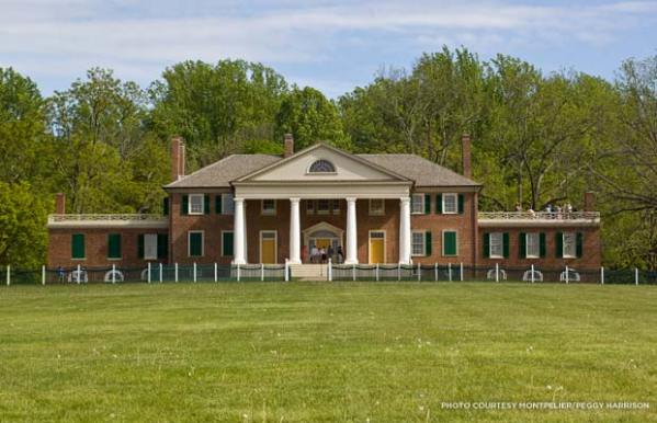 Montpelier after restoration. Photo courtesy of Peggy Harrison.