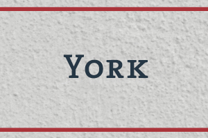 The Naming Project: York