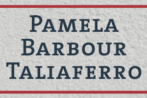The Naming Project: Pamela Barbour Taliaferro