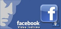 Facebook video indirme robotu