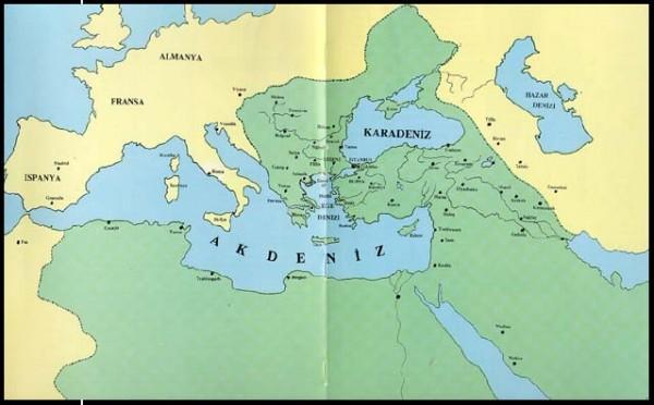Osmanlı imparatorluğundan doğan ülkeler
