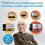 Ttnet taksitli bilgisayar kampanyası