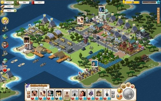 Yeni strateji oyunu Empires Allies