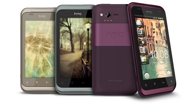 HTC Rhyme özellikleri