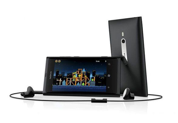 Windows Phone  sistemli Nokia Lumia 800
