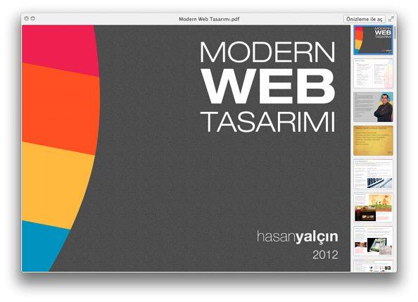 Ücretsiz web tasarımı kitabı indir