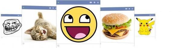 Facebook sohbet kutusundan resim gönderme