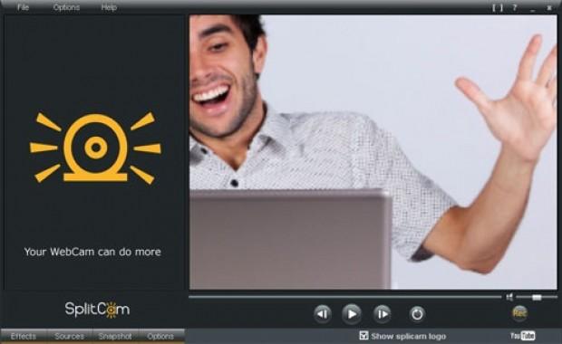 Bilgisayardaki videoyu webcam gibi gösterme