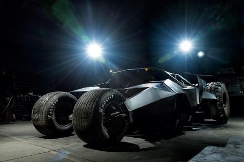 Orjinal Batmobile Batman arabası