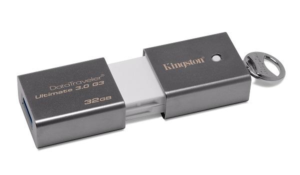 Kingston 3.0 bağlantılı USB belleği