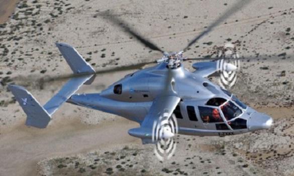 Dünyanın en hızlı helikopteri