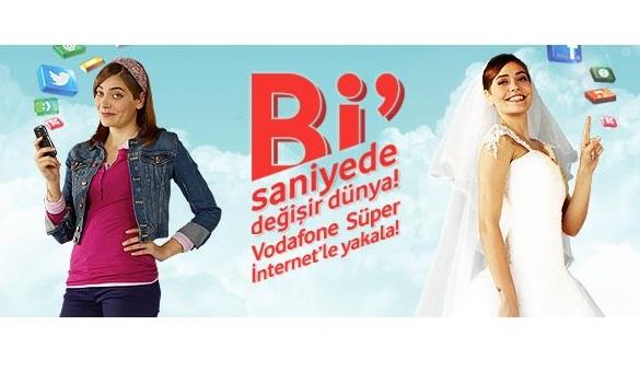 Vodafone ayda 5 TL'ye facebook ve twitter