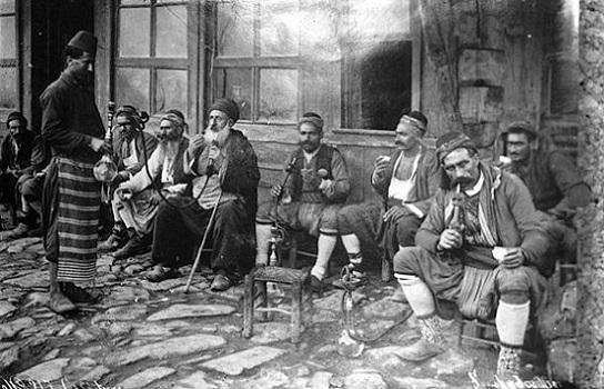 Eski Osmanlı ve Cumhuriyet dönemi resimler