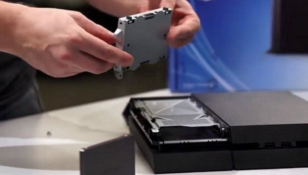 PlayStation 4 de SSD gücü