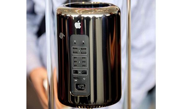 Mac Pro parçalandı