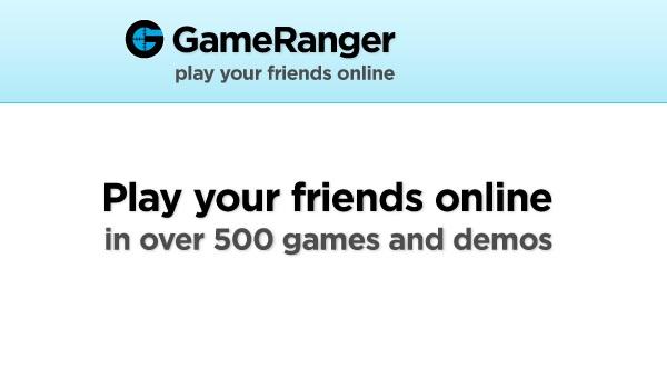 Sanal oyun ağı programı Gameranger